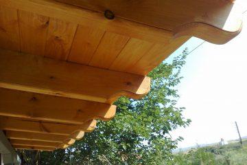 Φορούσια & Επένδυση σκεπής glavas aluminium pvc systems