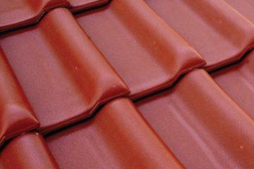 Ολλανδικό Κεραμίδι Κόκκινο glavas aluminium pvc systems