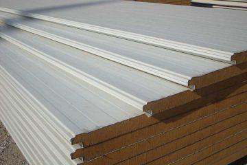 Πάνελ glavas aluminium pvc systems
