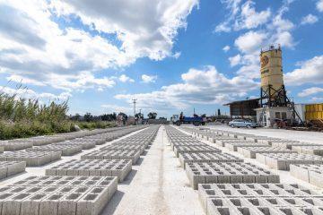 Τσιμεντόλιθοι – Ραψομανίκης Δομικά Υλικά glavas aluminium pvc systems